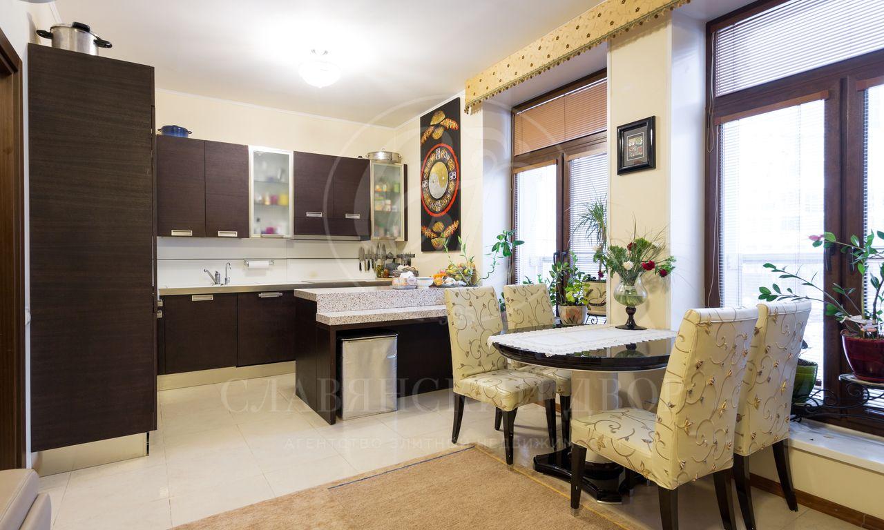 Замечательная квартира вэлитном ЖК «Весковский переулок 3»