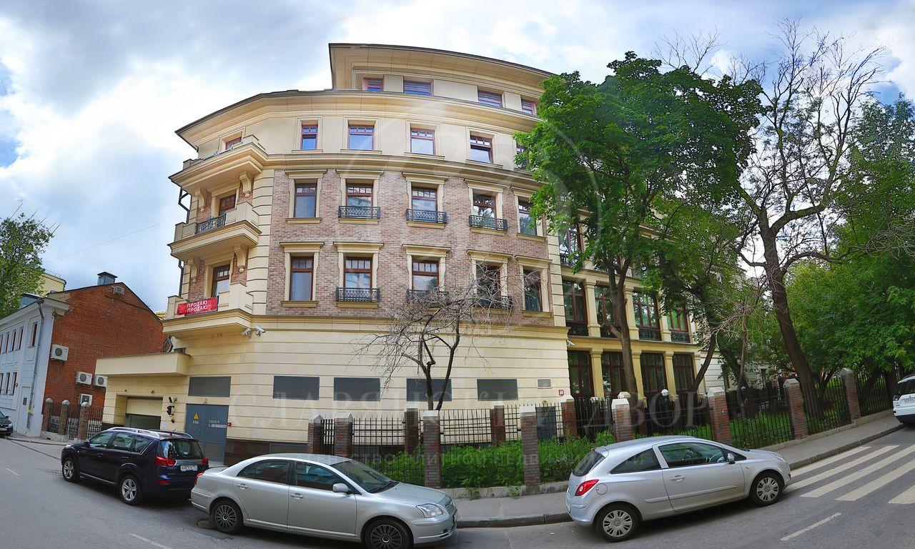 Поиск Коммерческой недвижимости Зачатьевский 2-й переулок аренда офиса островского Москва