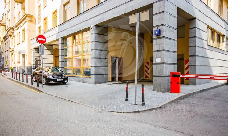 Продажа офиса на Остоженке