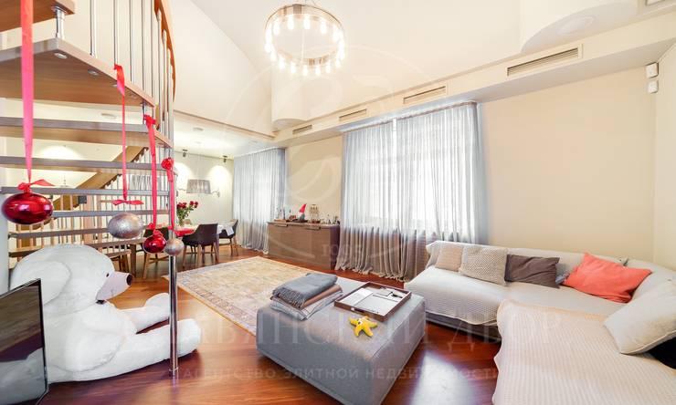 Очень красивая квартира на Золотой Миле