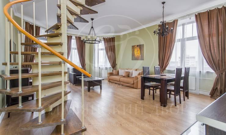 Прекрасная квартира на территории живописного района Сколково