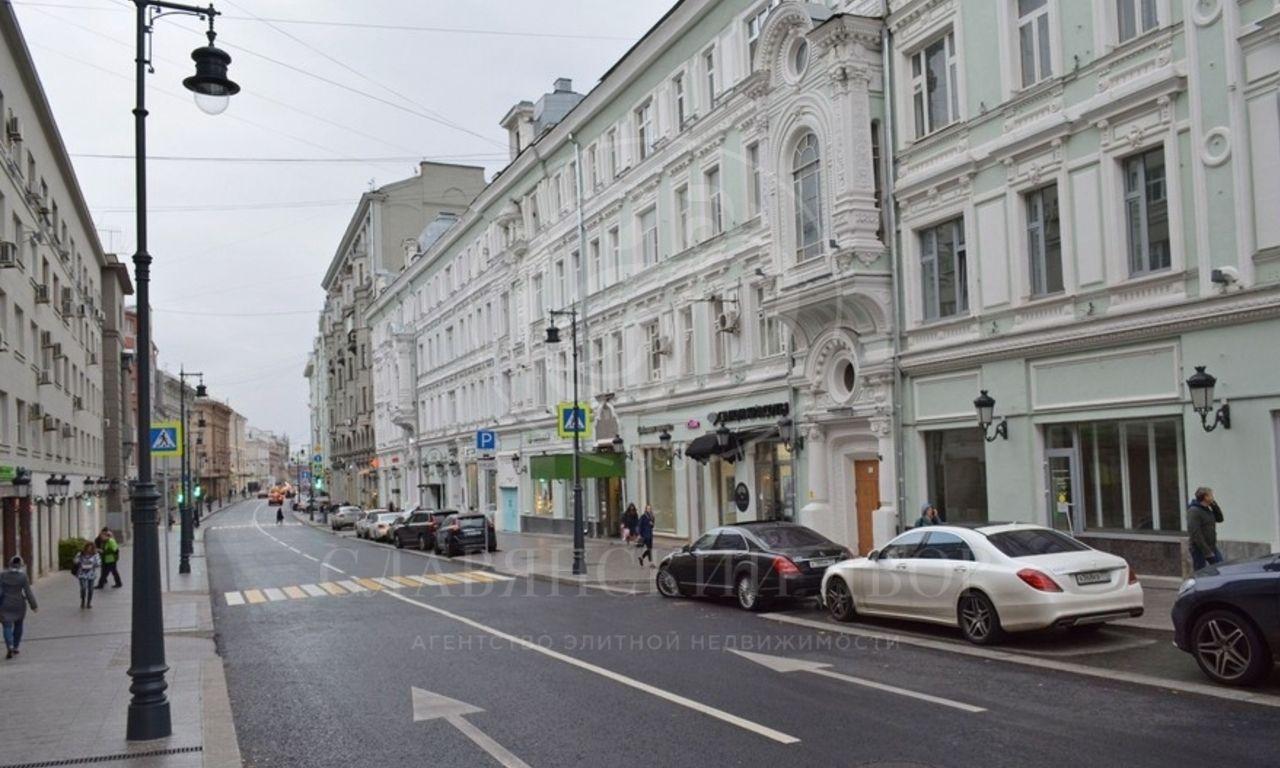 Продажа помещения вцентре Москвы