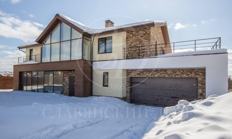 На продажу дом впоселке никольские озера