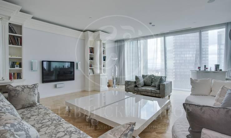Роскошные апартаменты вбашне «Федерация»