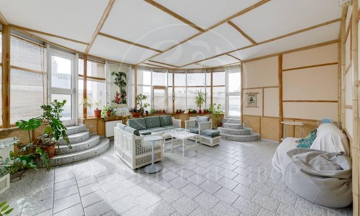 Великолепная квартира стеррасой всамом центре Москвы