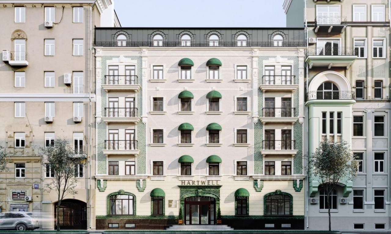 Продажа здания, гостиницы