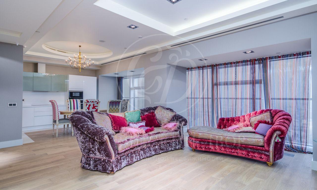 Эксклюзивные апартаменты вМосква Сити
