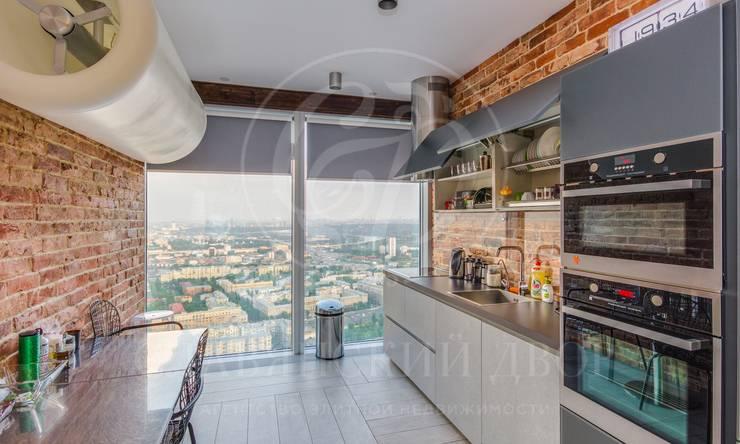 Роскошные видовые апартаменты вЖК Город Столиц