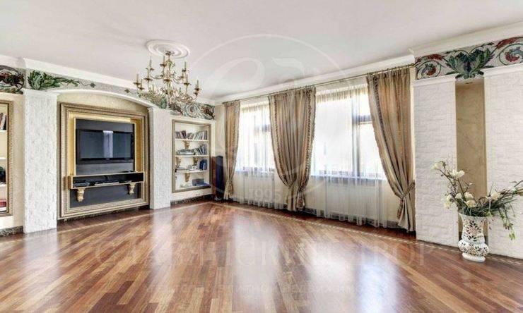 Красивая четырехкомнатная  квартира на продажу вДоме Управления делами президента
