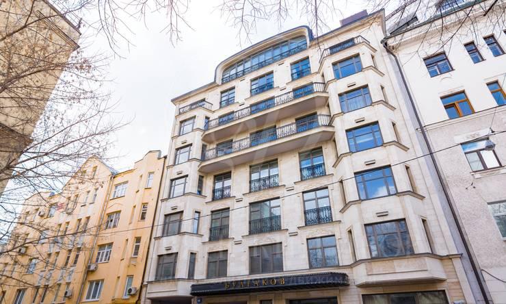 Предлагается квартира вКлубном доме «Булгаков»