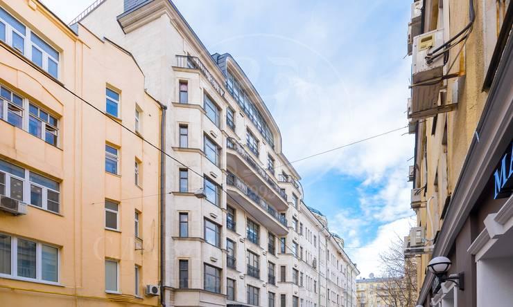 Предлагается квартира свободной планировки вКлубном доме «Булгаков»