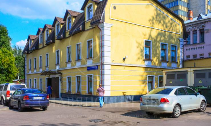 Аренда офисного здания. м.Серпуховская. ЦАО
