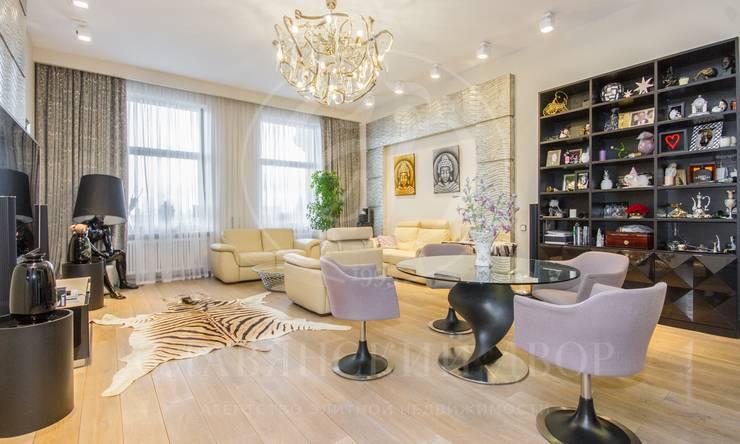 Аренда дизайнерской квартиры вИмперском доме