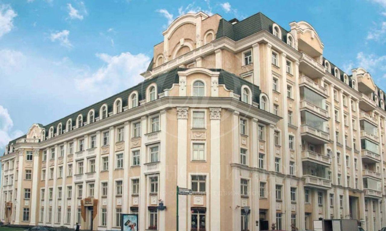 Торговое помещение на Остоженке. ЖК «Опера Хаус»