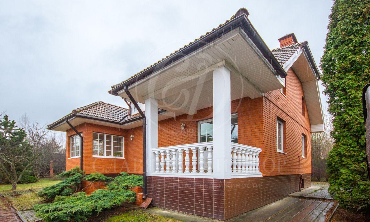 Продажа дома впоселке Шульгино-4, Рублево-Успенское шоссе