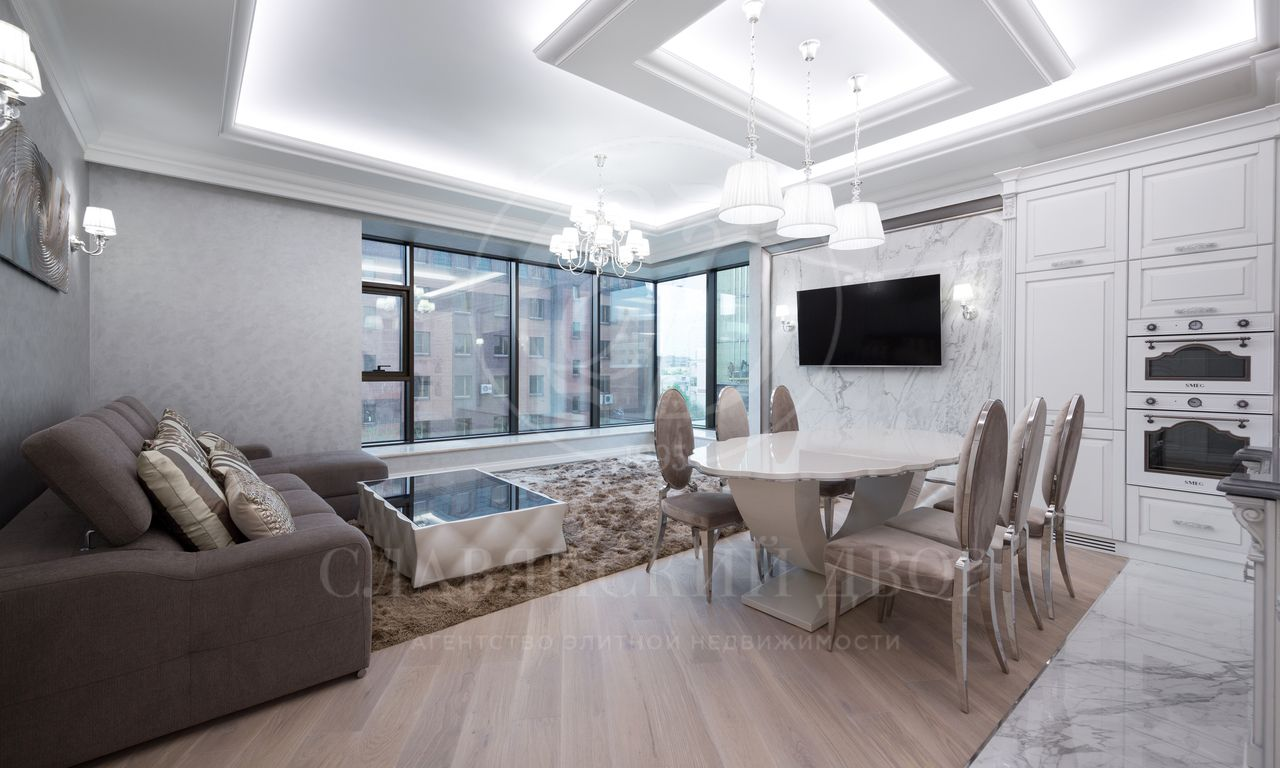 Стильная квартира вЖК»Монэ»