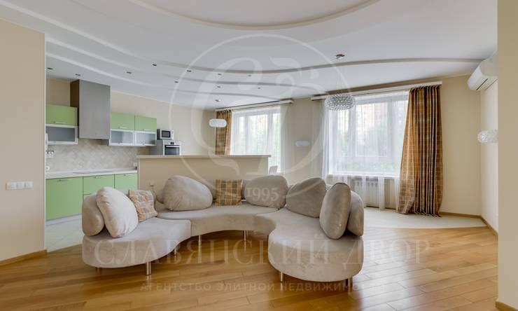 Квартира вэлитном ЖК «Золотые ключи 2«