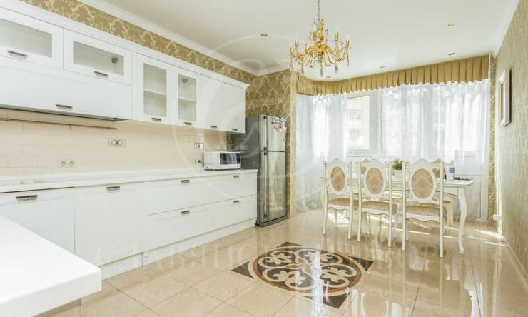 Аренда дизайнерской квартиры вЖК «Доминион»