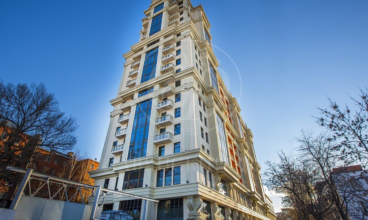 Продажа квартиры, Якиманский пер