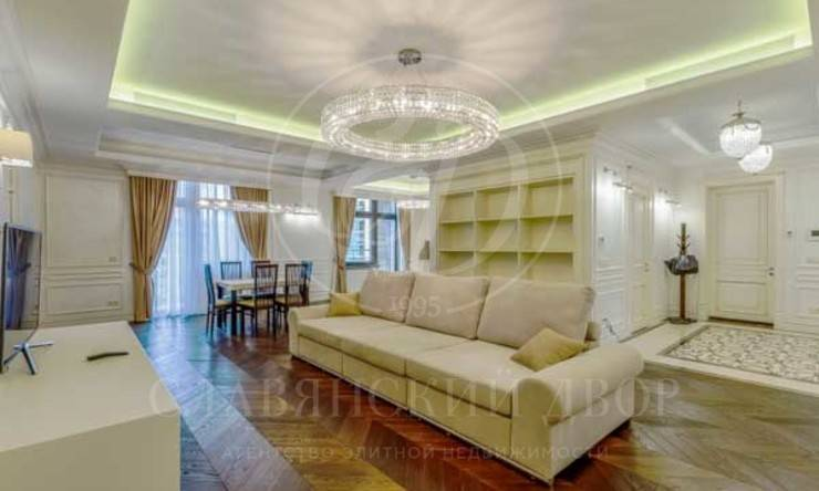 Новая квартира вклубном доме «GRAND DELUXE » на Плющихе