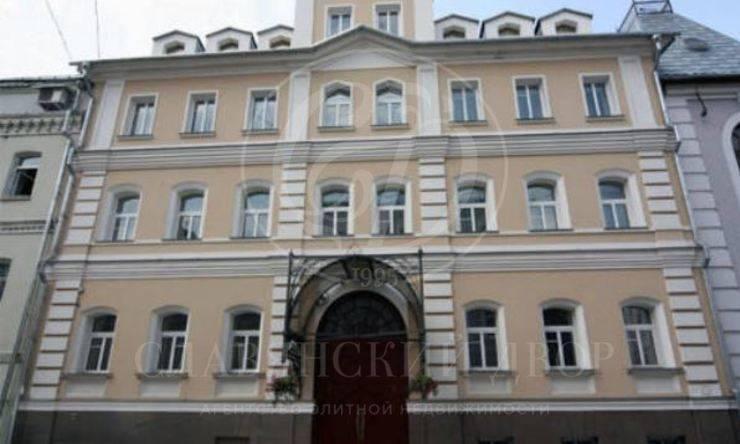 Продажа здания впешей доступности от Кремля