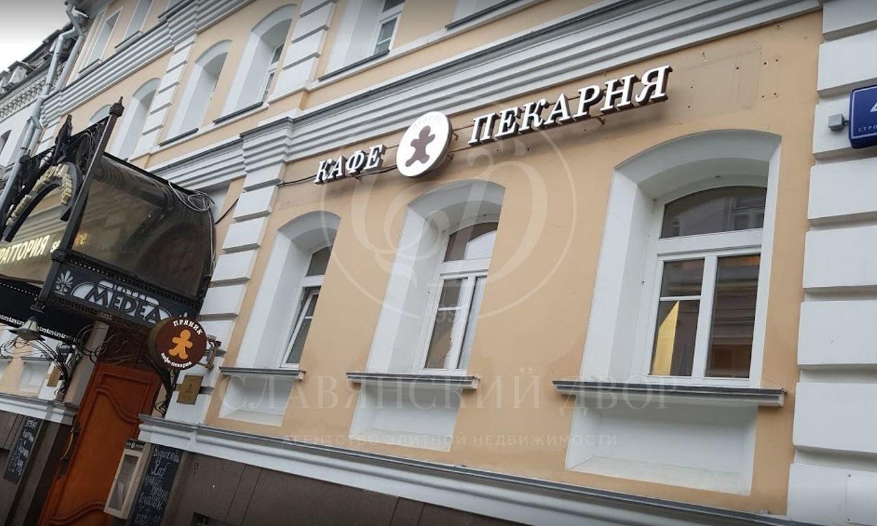 Продажа бутик отеля впешей доступности от Кремля