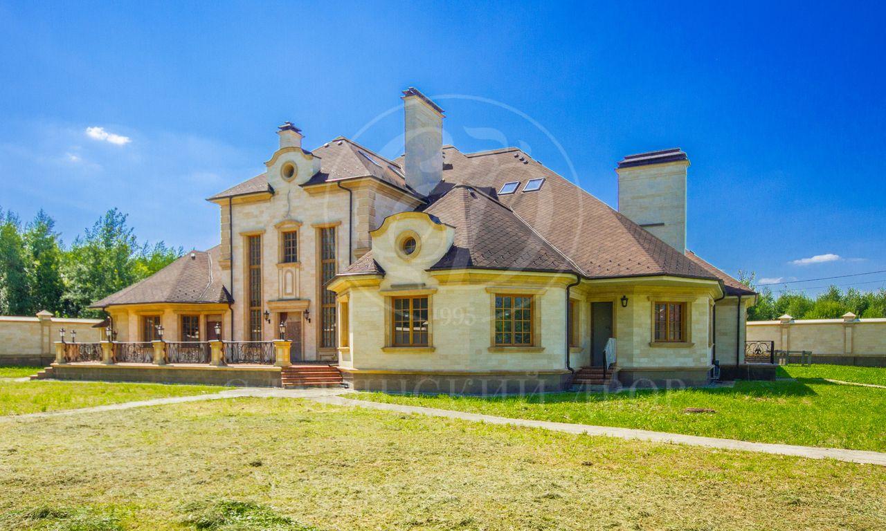 На продажу дом впоселке Молоденово
