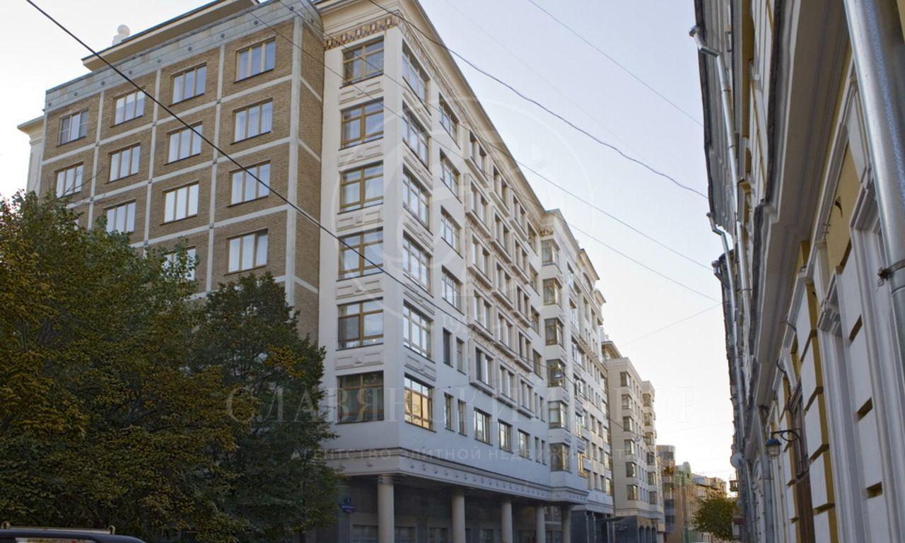 Аренда квартиры, Филипповский пер