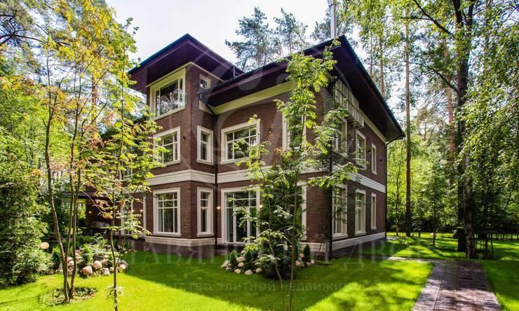На продажу дом впоселке Ильинское-Усово