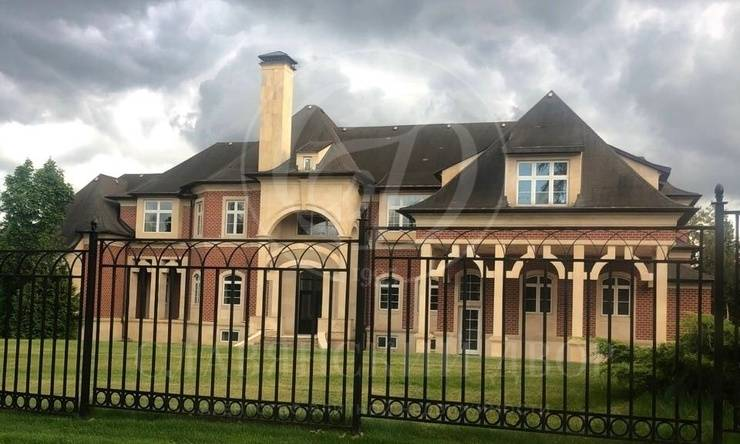 Резиденция вклассическом стиле