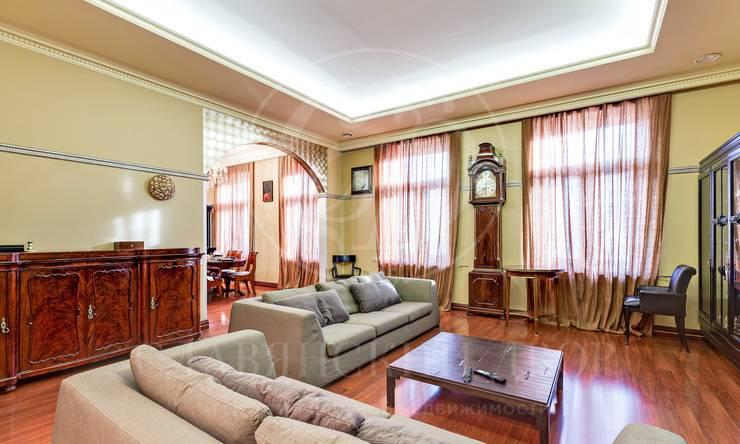 Предлагается стильная просторная квартира сэксклюзивным ремонтом висторическом центре Москвы