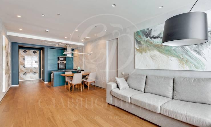Новые апартаменты ссервисом отеля Marriott