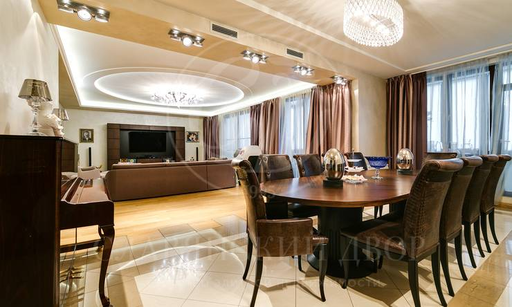 Шикарная квартира вцентре для большой семьи!