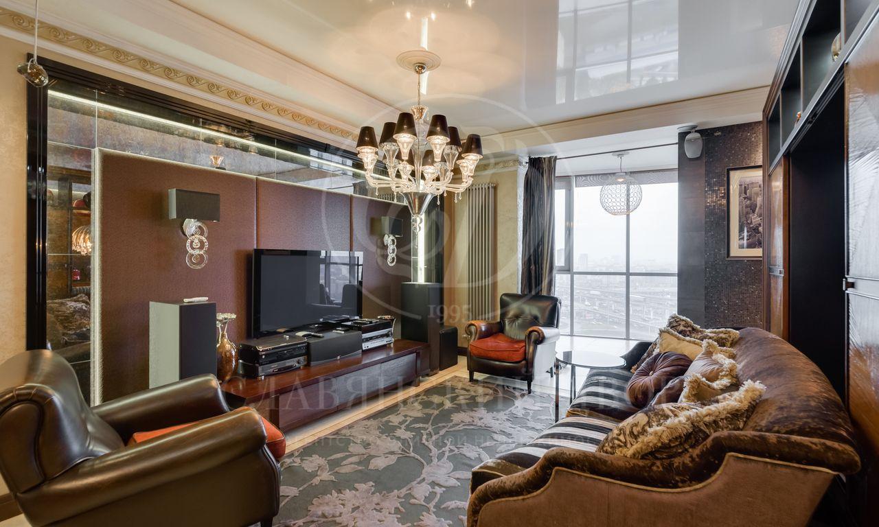 Предлагается стильная квартира вЖК «Трианон»