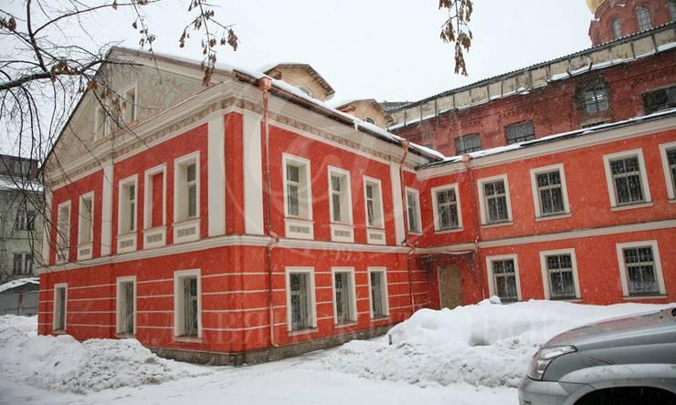 Продажа старинной городской усадьбы /особняк