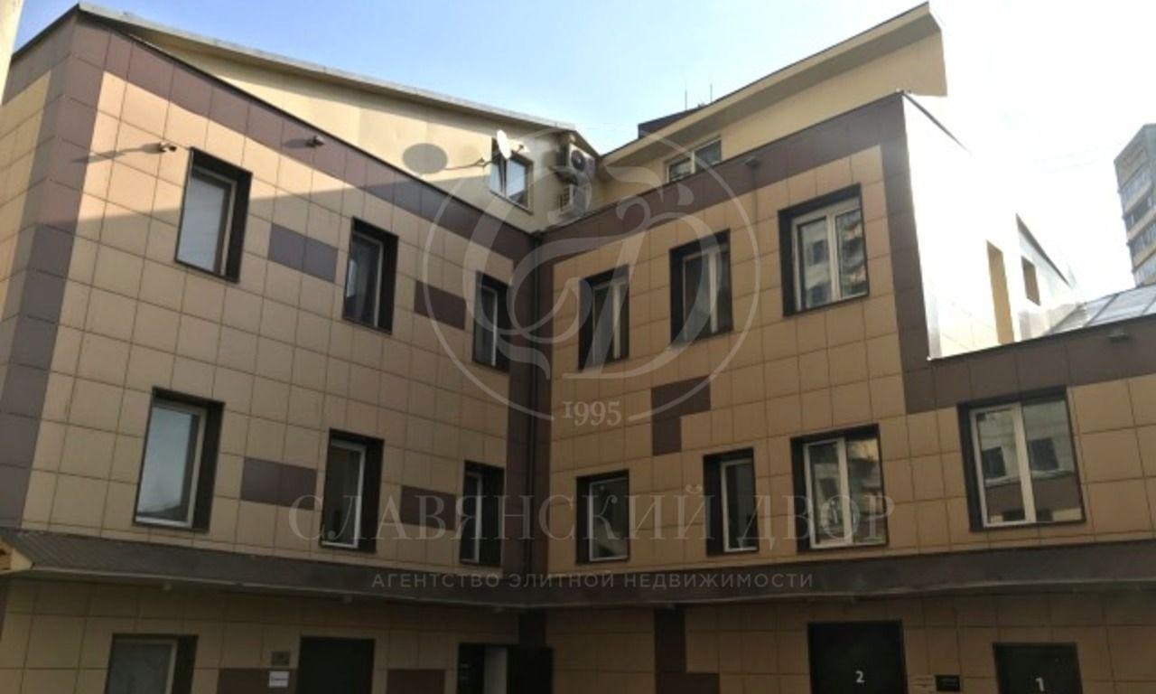 Продажа комплекса зданий на Проспекте Мира