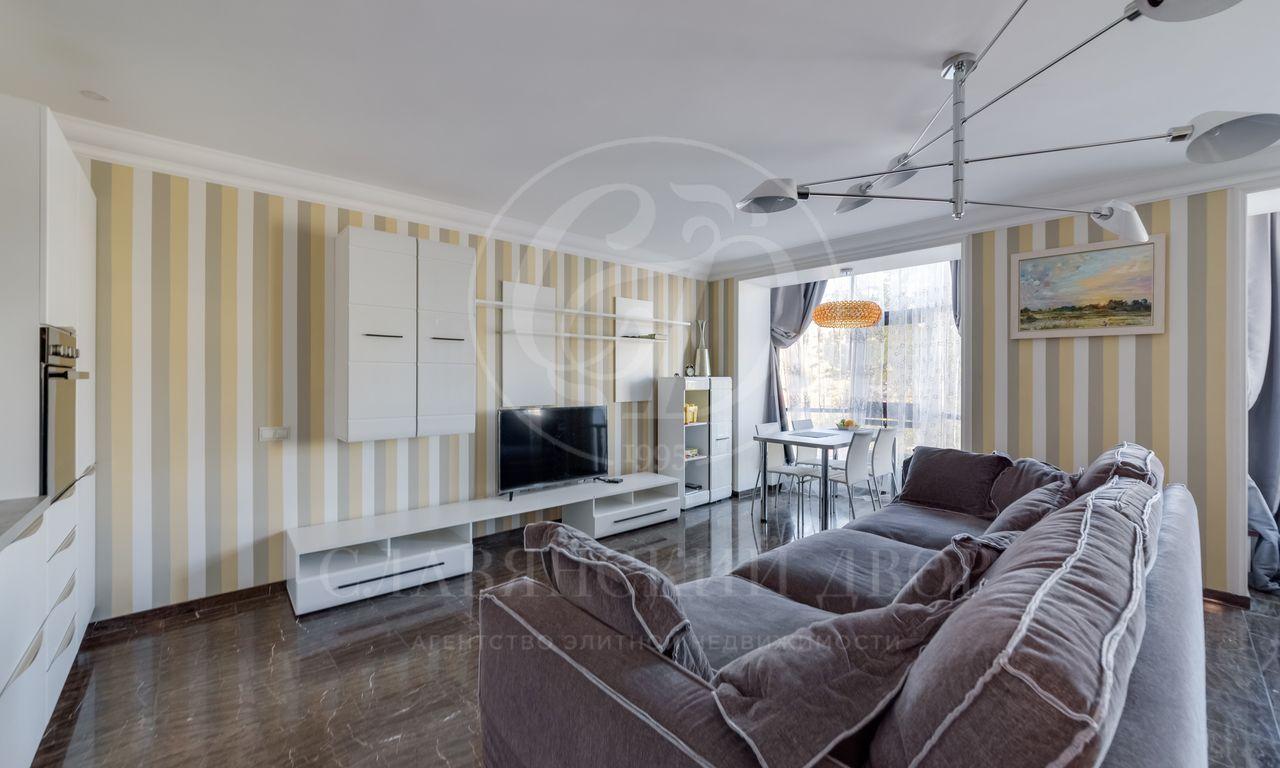 Стильный светлый апартамент вЖК » Николаевский Дом «