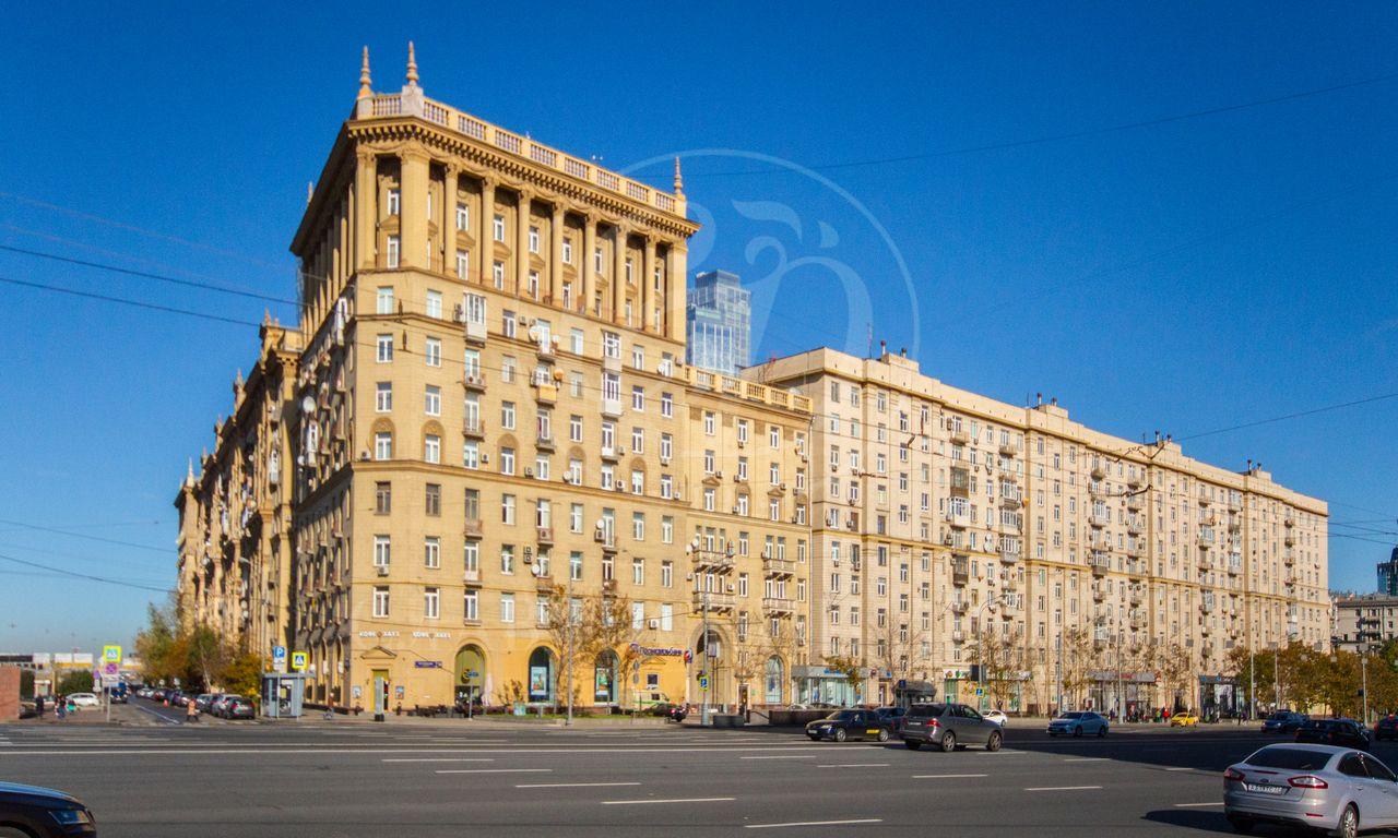 Офис на Кутузовском проспекте