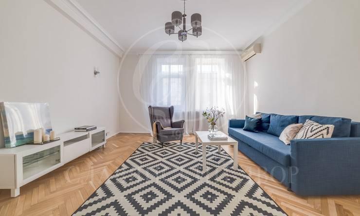 Великолепная квартира всамом центре Москвы