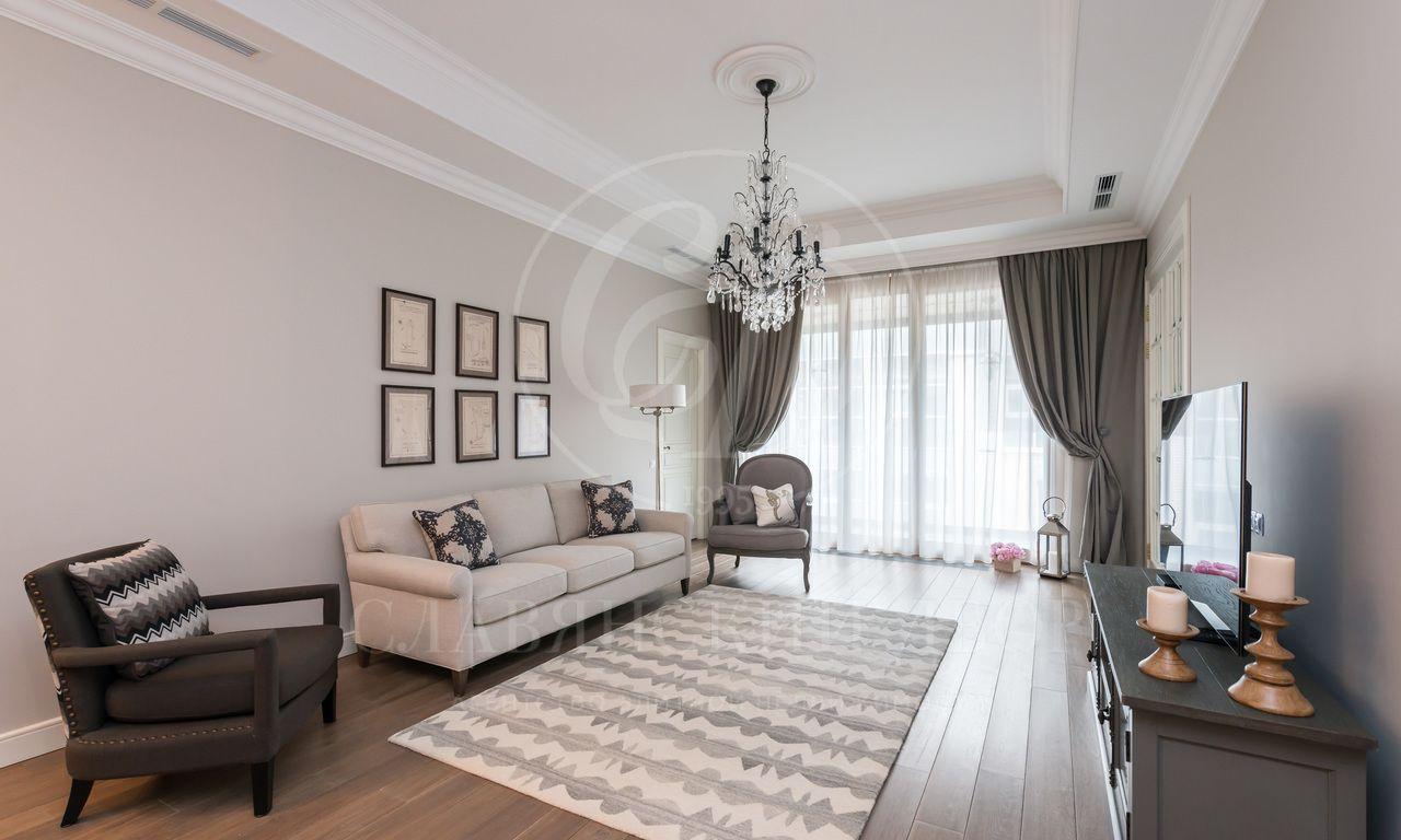 Современная квартира для современных людей!