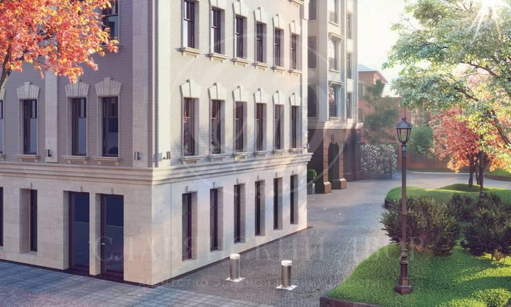 Квартира вэлитном ЖК «Barkli Gallery» на Ордынке