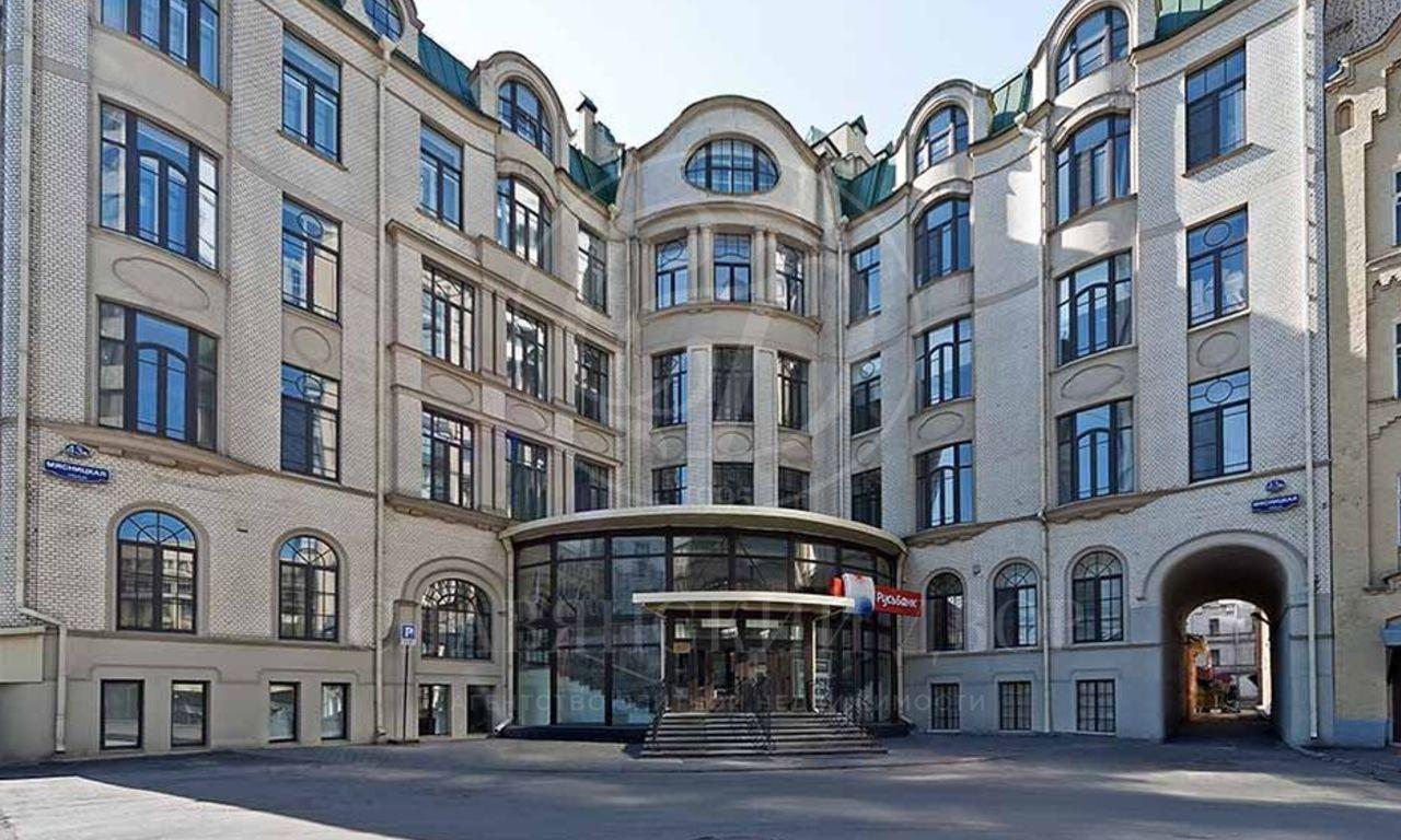 Продажа  здания вцентре Москвы