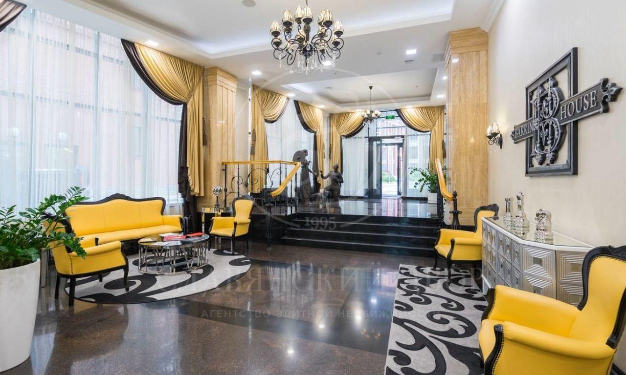 Роскошная квартира вклубном доме «Barrin House»