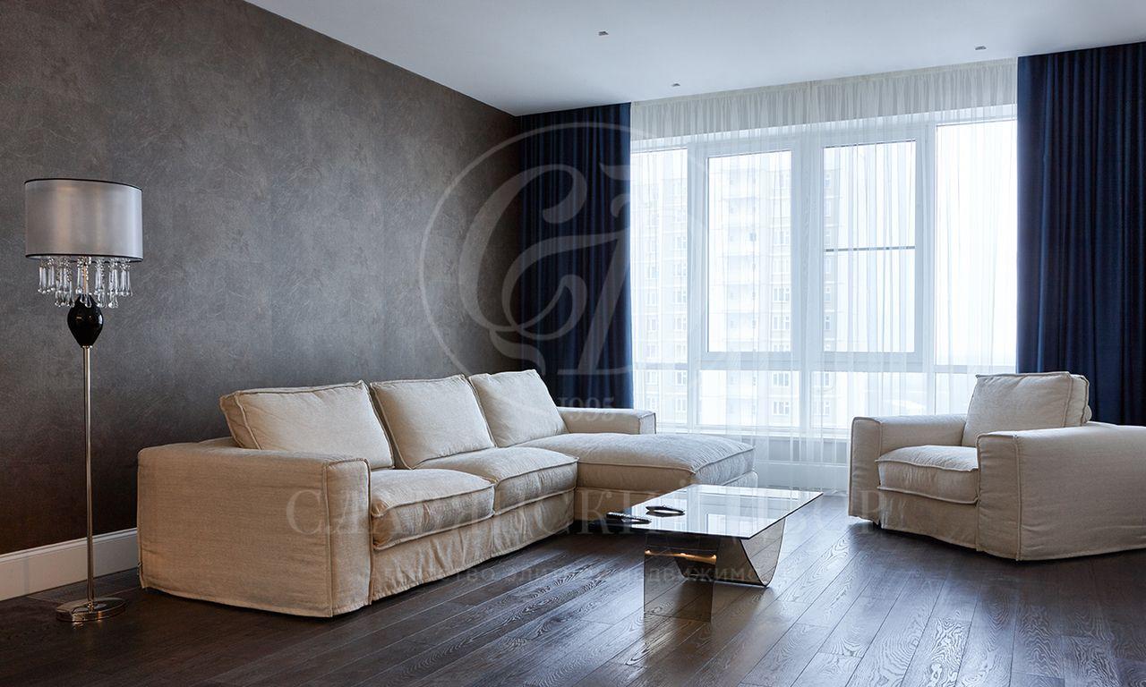 Предлагается шикарная трехкомнатная квартира вжилом комплексе «Форт Кутузов»!