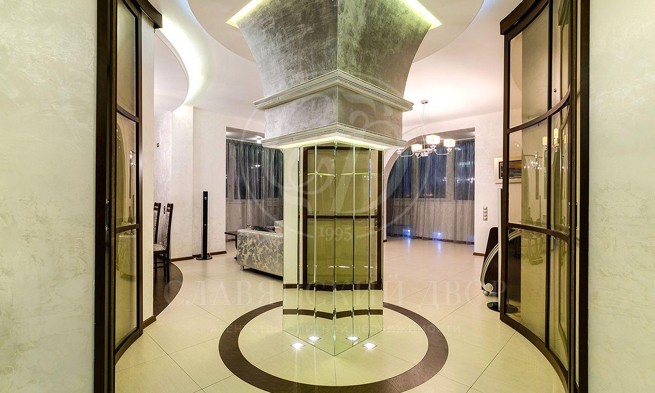 Шикарная квартира на аренду вжилом комплексе «Шмитовский 16»!