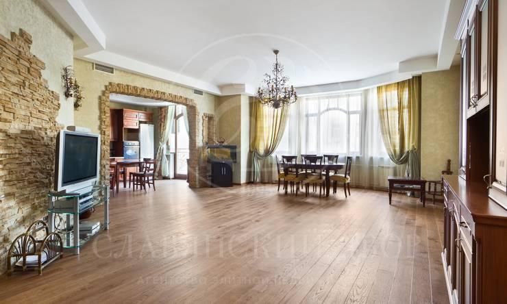 Предлагается варенду прекрасная трехкомнатная квартира вХамовниках!