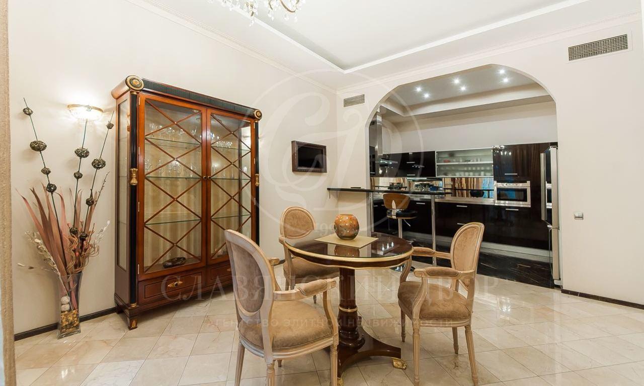 Предлагается на аренду шикарная квартира водном из лучших клубных домов Москвы!