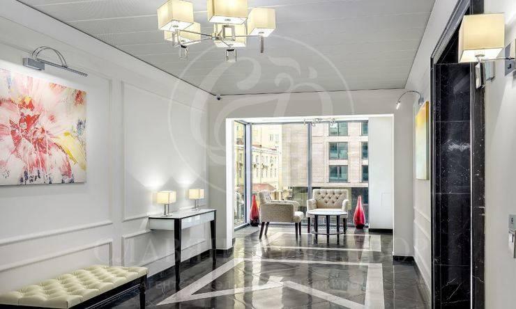 Дизайнерский апартамент вжилом комплексе «Сады Пекина»