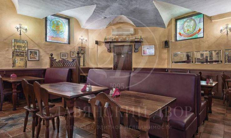 Продажа ресторана вЦАО