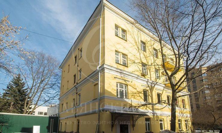 Продажа здания ссобственной территорией врайоне Арбата